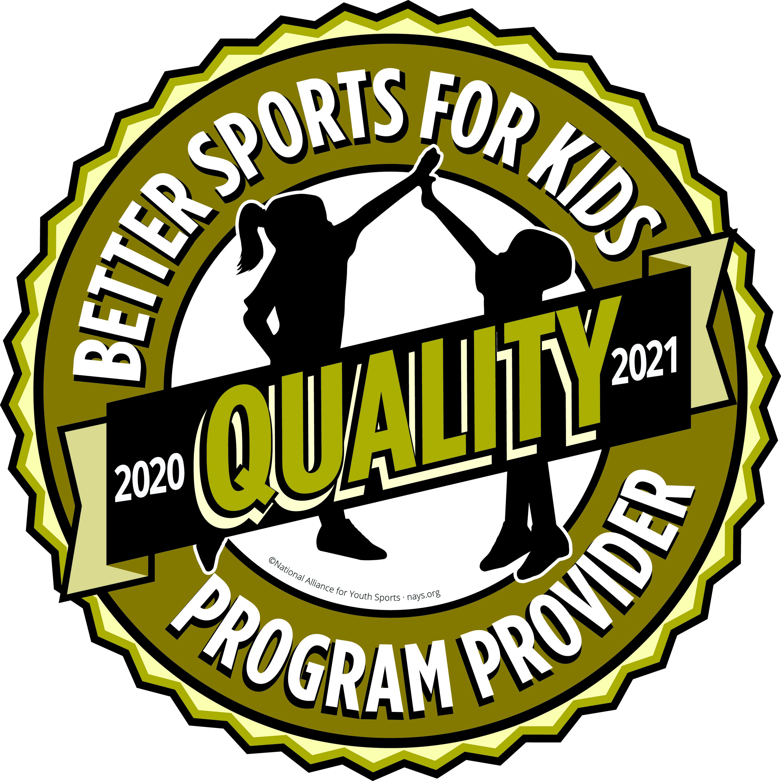 Better Sports for Kids Quality Program Provider