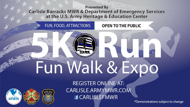 Police 5K Run/Fun Walk and Expo