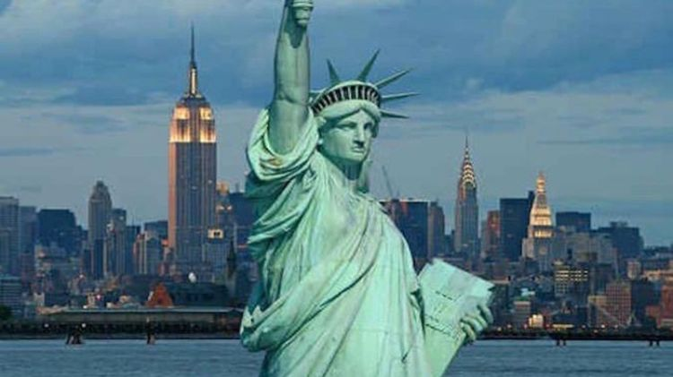 """Statue of Liberty """"Day Trip"""""""