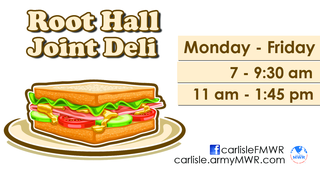 Joint Deli in Root Hall - Weekly Specials