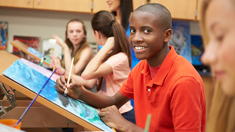 4-H Club Weekly Activities: Tuesday Art Club