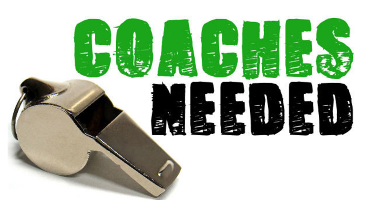 Coaches Needed - Youth Sports