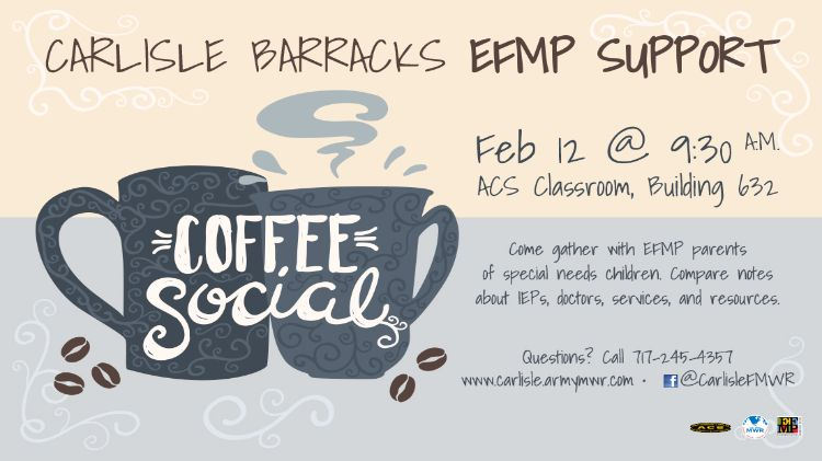 EFMP Coffee Social