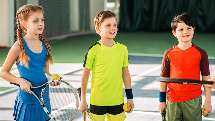 2020 Fall Instructional Tennis - Beginner Level