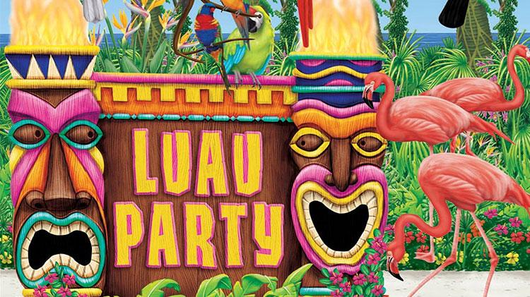 Luau in Margaritaville
