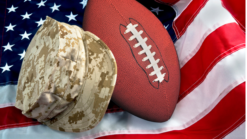 Army/Navy Football Game