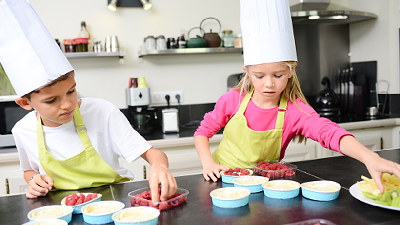4-H Club Weekly Activities: Thursday Group One Cooking Club