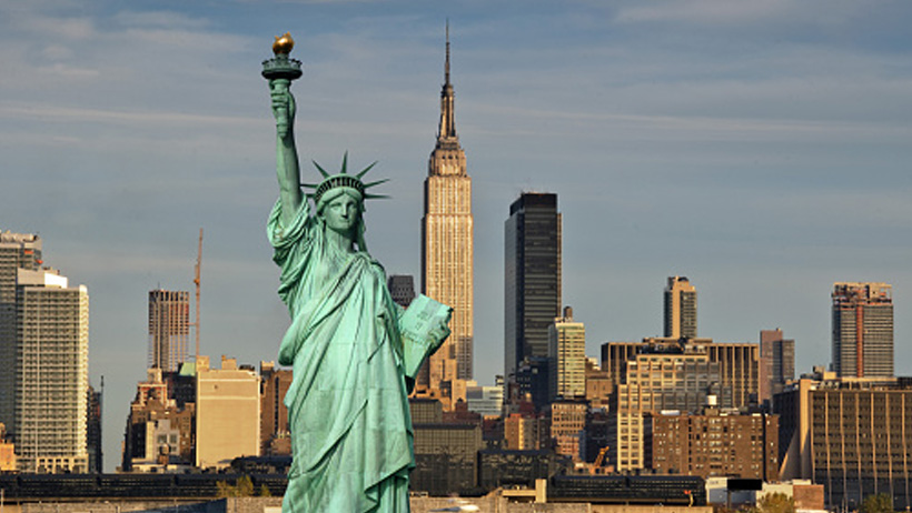 Statue of Liberty On Your Own