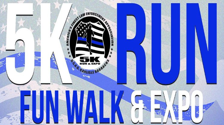 America's Finest Law Enforcement Appreciation 5K Run Fun Walk & Expo
