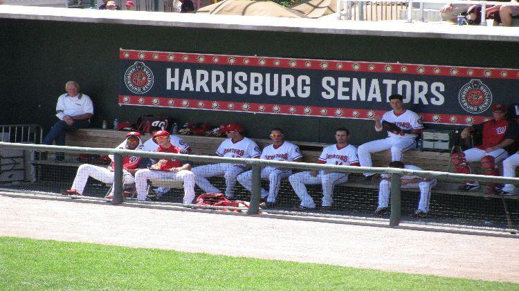 Harrisburg Senators Baseball Game