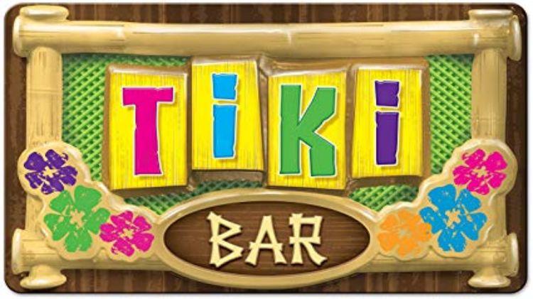Tiki Bar Grand Opening Week