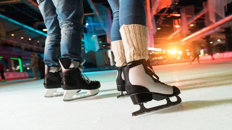 MST Indoor Ice Skating