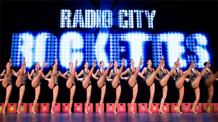 Radio City Rockettes or NYC Day On Your Own